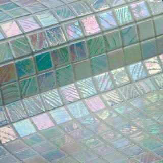 Mosaïque revêtement piscine